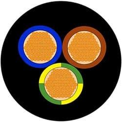 3 core